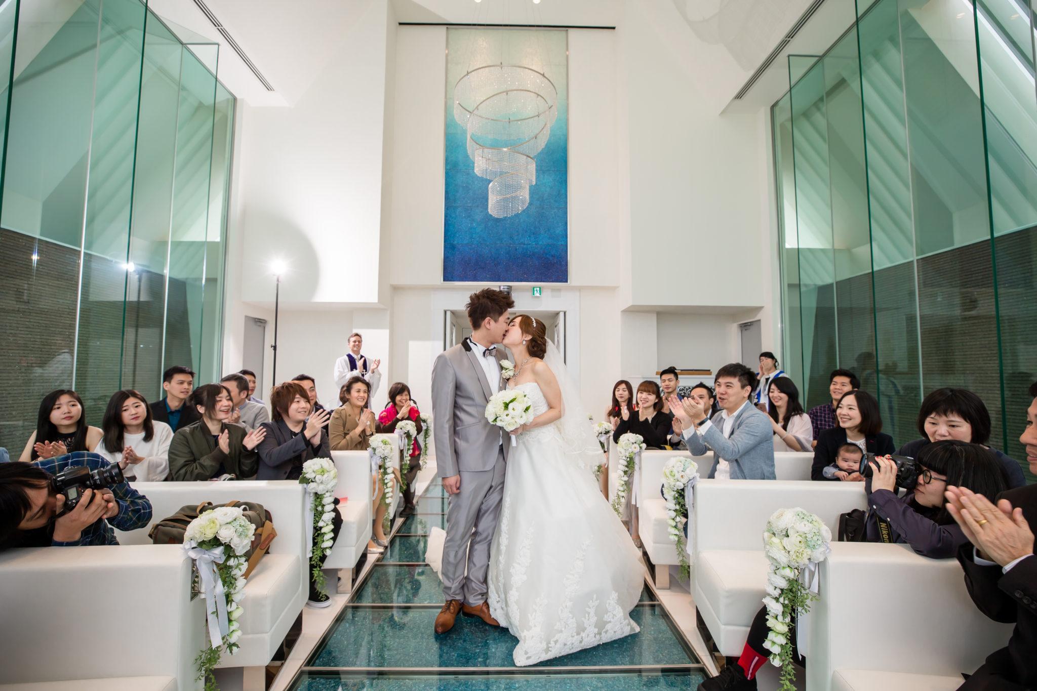 沖繩艾妮絲教堂EINES VILLA DE NOZZE OKINAWA