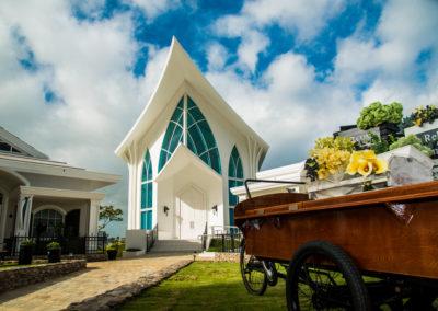 關島水晶教堂 CRYSTAL CHAPEL