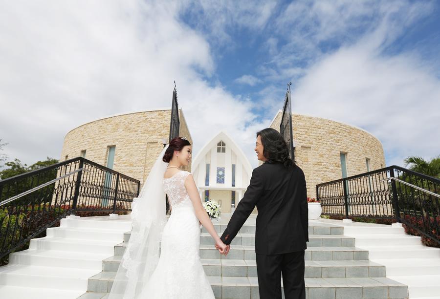 關島艾瑞娜 聖瑪利亞教堂 ST MARIA ARENA CHAPEL