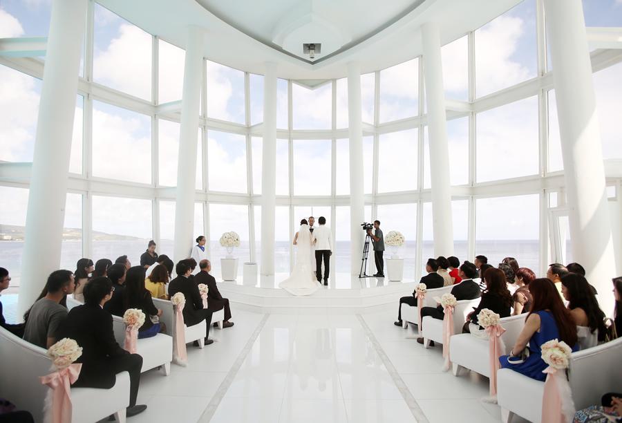 關島白色羽翼教堂 WHITE ARROW CHAPEL GUAM