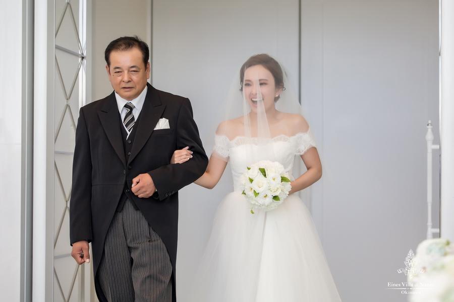 千田愛紗沖繩婚禮12