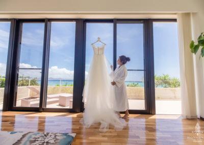 千田愛紗沖繩婚禮20