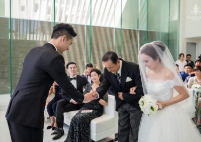 千田愛紗沖繩婚禮34