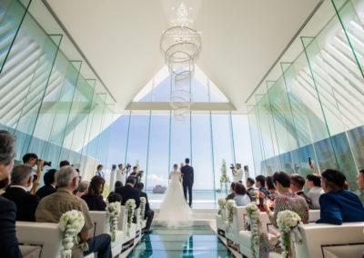 千田愛紗沖繩婚禮36