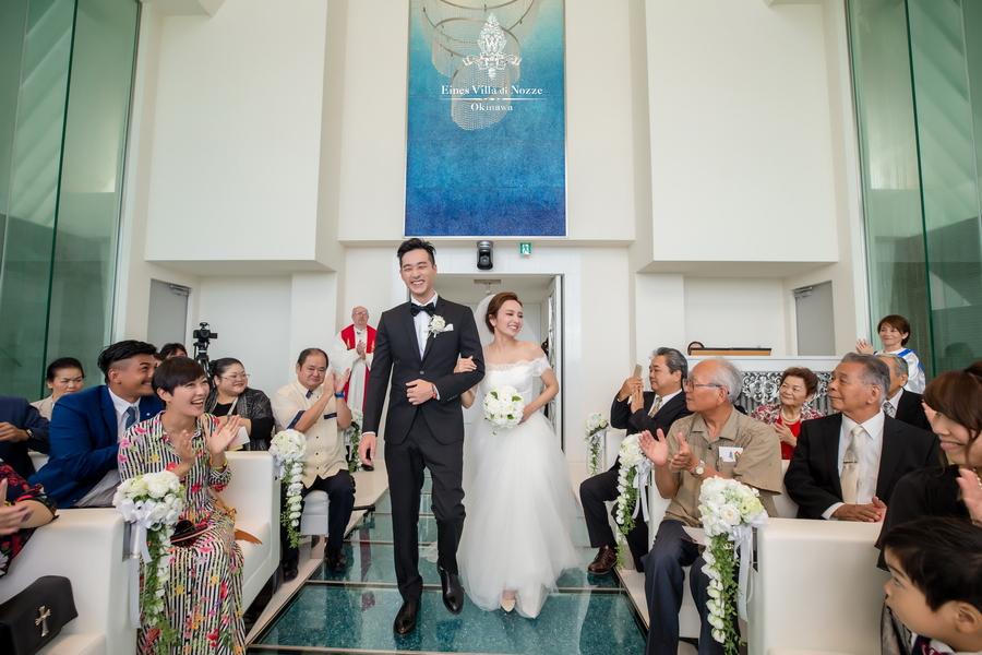 千田愛紗沖繩婚禮44