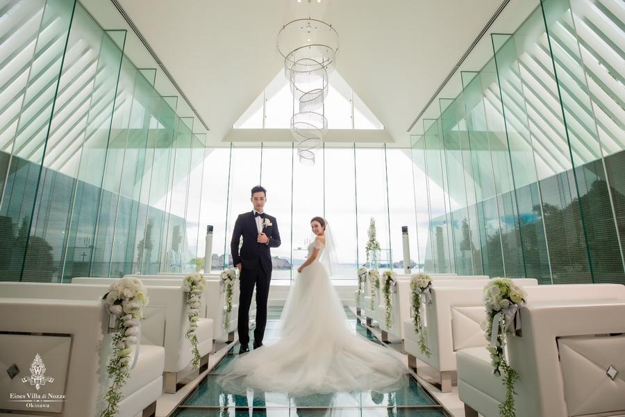 千田愛紗沖繩婚禮49