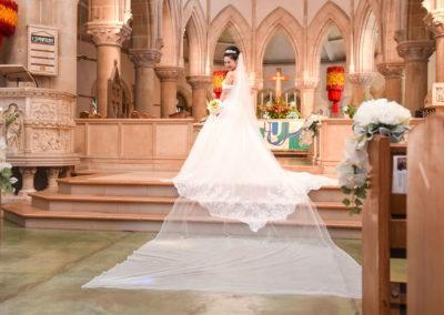 景哲學長&詩微學姐 夏威夷聖安德魯教堂婚禮心得文