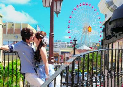沖繩美國村婚拍