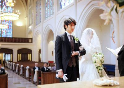 法式浪漫婚禮~巴黎香榭教堂
