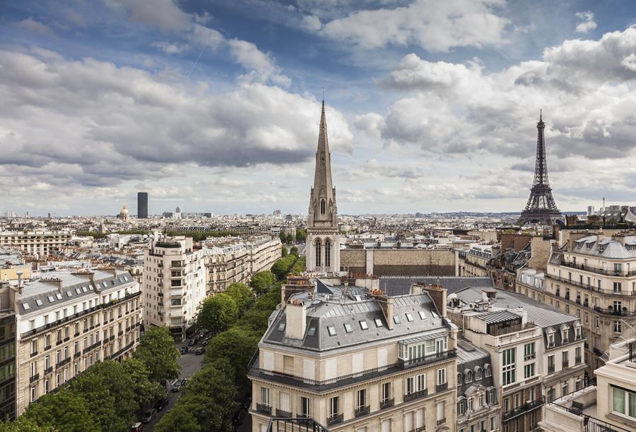 法國巴黎大聖堂婚禮 The American Cathedral in Paris