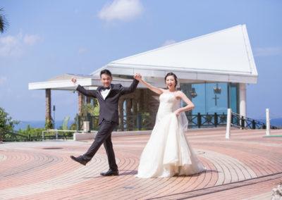 沖繩鑽石海洋教堂