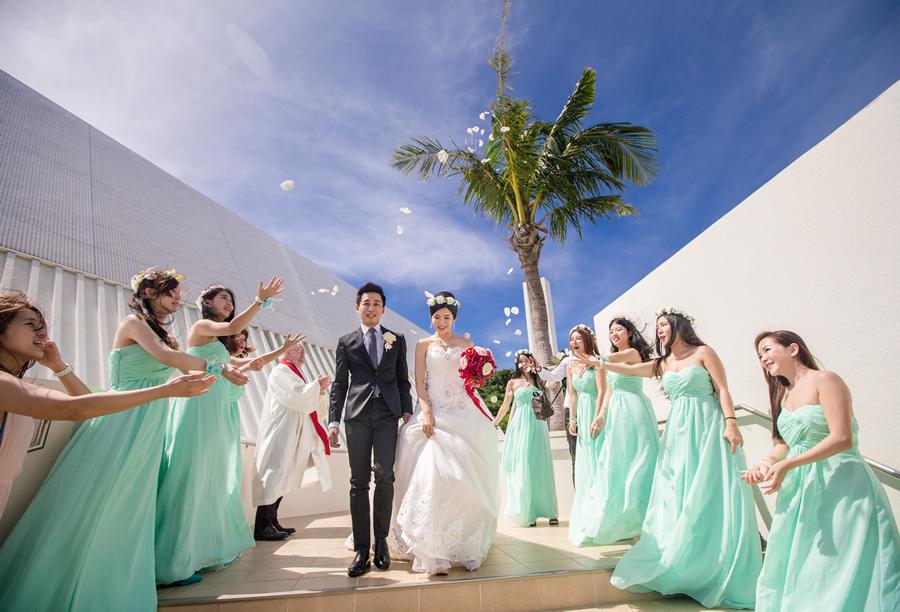 沖繩艾妮絲教堂介紹 EINES VILLA DI NOZZE OKIANWA