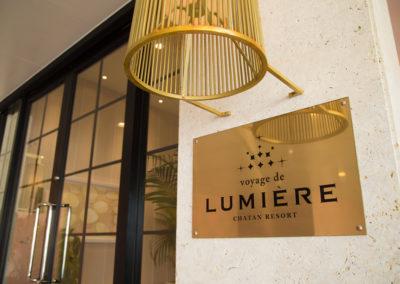 沖繩美國村露美爾教堂Voyage De Lumiere