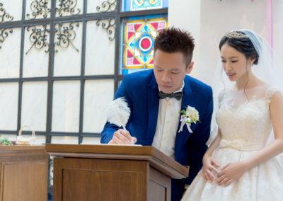 大阪艾尼絲時尚婚禮 Eines Villa di  Nozze Osaka