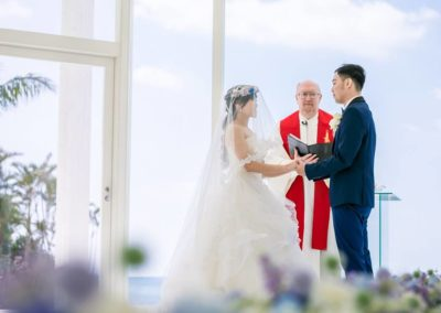 沖繩藍色海洋教堂