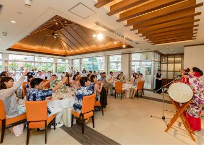沖繩藍色海洋教堂婚宴