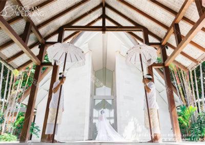 巴里島海之教堂