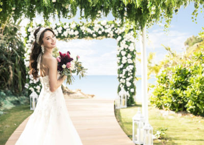 沖繩艾妮絲渡假婚禮 EINES VILLA DE NOZZE OKINAWA