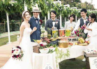 沖繩艾妮絲教堂海洋花園婚宴