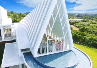 沖繩珊瑚教堂 CORAL CHAPEL