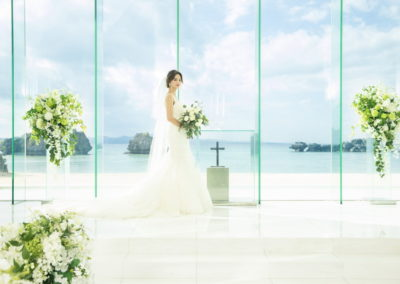 沖繩艾妮絲渡假婚禮
