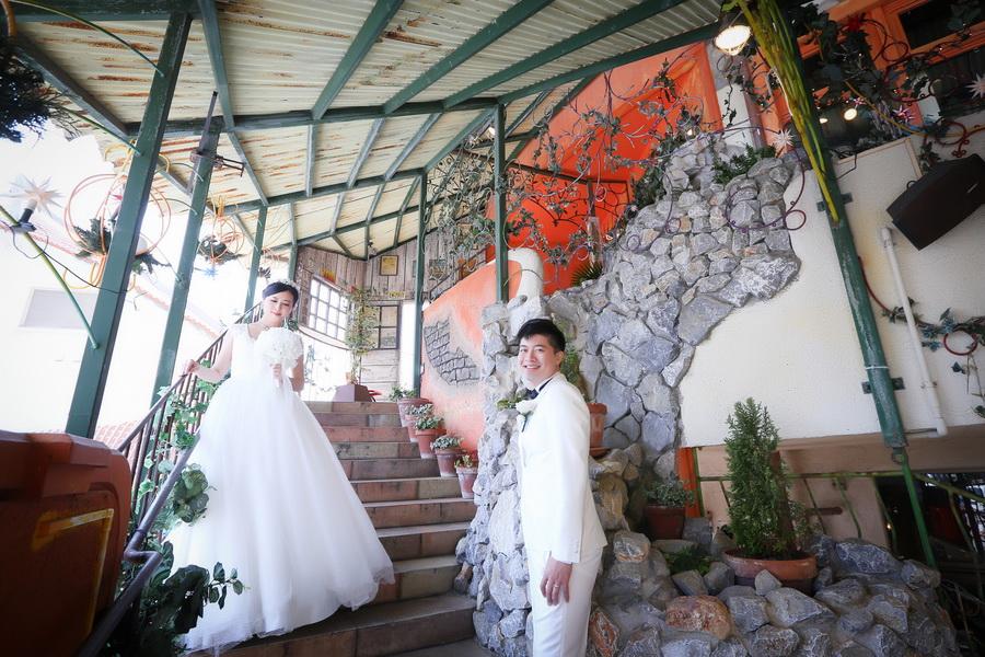 沖繩'光之旅教堂新人學姐分享