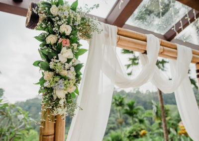 峇里島森林系婚禮 ROYAL PITA MAHA UBUD Wedding