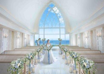 沖繩艾葵雅教堂,AQUA GRACE CHAPEL